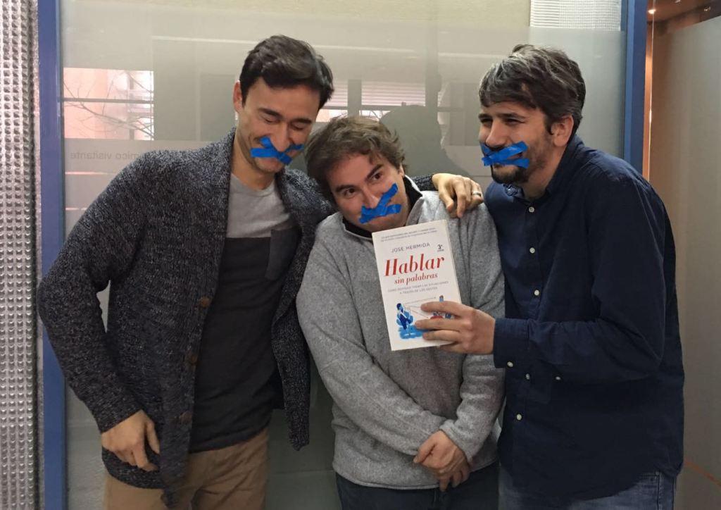 """Comunicación No Verbal con Jose Hermida y """"Hablar sin palabras"""""""