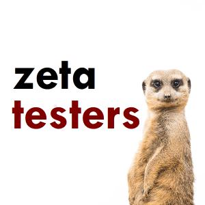 "Logo del canal Telegram ""Somos zetatesters"""