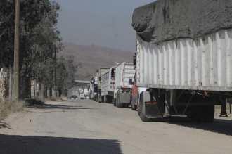 El incidente generó tráfico en la zona