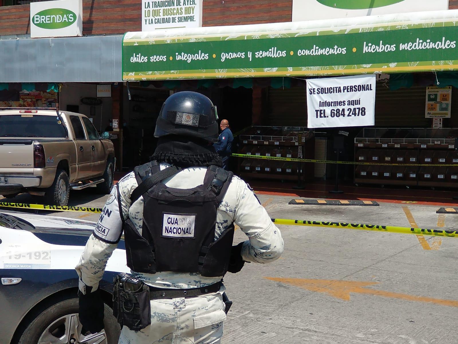 Asesinato Mercado Hidalgo / Foto: Margarito Esquivel