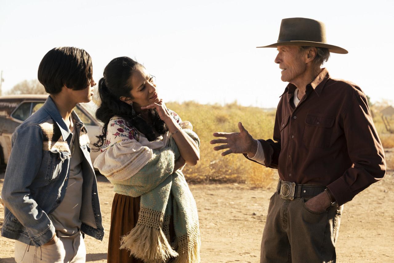 """Conquista Natalia Traven a Clint Eastwood en """"Cry Macho"""" - ZETA"""
