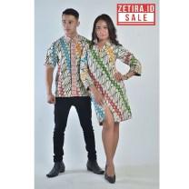 Batik Couple Parang Pelangi
