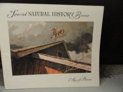 Vintage Special NATURAL HISTORY Bonus An Age of Barns 74 Pages