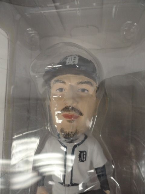 Detroit Tigers MLB Justin Verlander Sport Bobble Head MLB Forever Collection