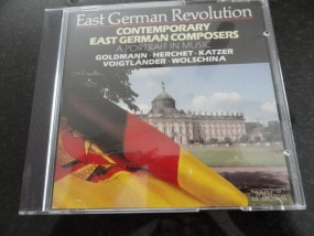 Vintage Musical Heritage Society Classical East German Revolution CD
