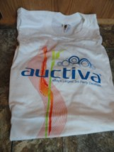 EBAY LIVE 2008 Chicago New Auctiva T-Shirt XL Fruit Of The Loom Heavy Cotton