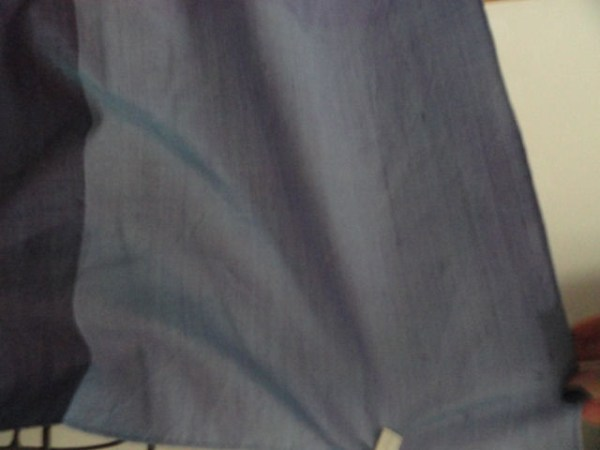 Vintage Purple Lavender PURE SILK HANDWOVEN BY THE THAI SILK COMPANY LTD NWOT