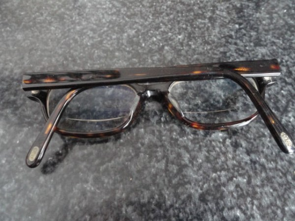 Vintage Eyeglasses Timberland Rectangle Tortoise Shell P2 145 Made in China
