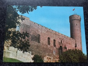 Vintage Postcard Uncirculated Unposted Tallinn Tower Big Hermann