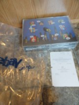 EBAY LIVE 2008 Chicago New Ebay Pin Starter Set, Bag, Receipt 9.5x7x2