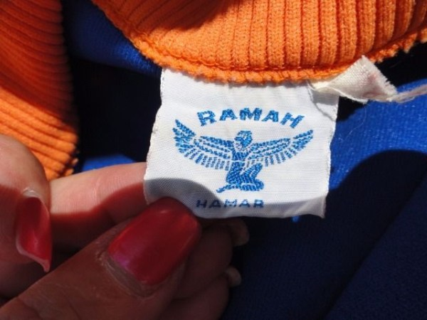 Vtg 70's Men's RAMAN HAMAR Helanca X-Country Ski Jacket Knicker Outfit Norway