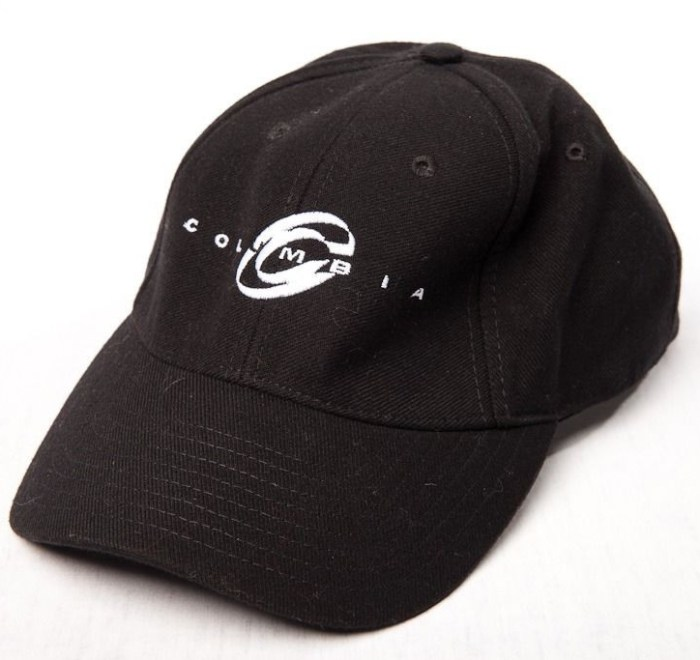 Columbia College Chicago Baseball Cap Handcrafted LEGACY ATHELITIC One Size NWOT