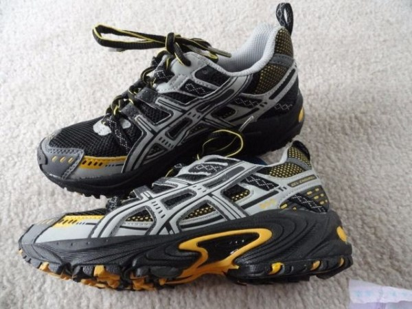 Asics Gel Cushioning System Running Cross Training Shoe Size 2 Gel Endured NWT