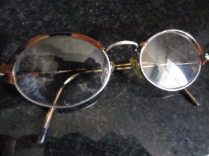 Vintage 1950' A Persol Eyeglasses Frame Tortoise Shell Made In Italy Ex Cond