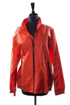 Men's WEATHERPROOF GARMENT COMPANY Bright Orange Jacket Durable Performance M