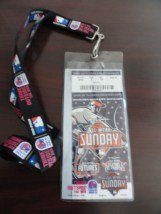 MLB 2005 ALL STAR SUNDAY Ticket Lanyard Comerica Park Detroit MI Futures Game