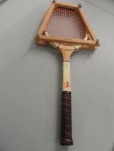 Tennis SPALDING 1951 Youngstar Vintage Tennis Racquet With Wood Press Used