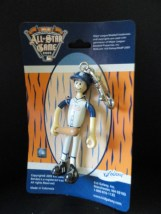 Detroit Tigers MLB All Star Game 2005 Kid Galaxy Swivel Keychain Baseball NIB