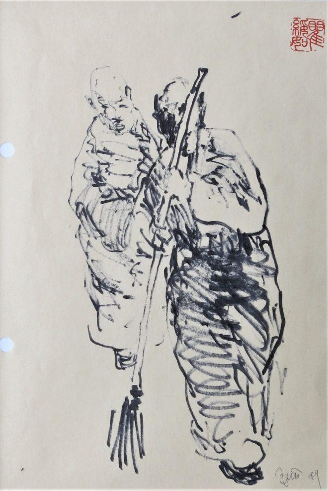 sketch by friedrich zettl
