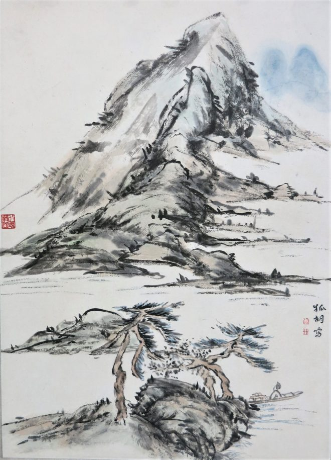 landscape painting chinese style