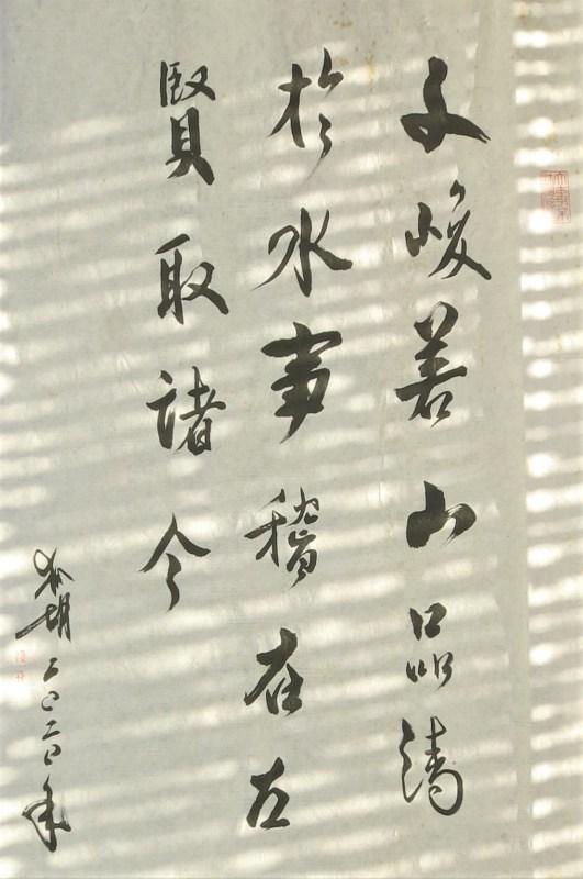 running script calligraphy by friedrich zettl
