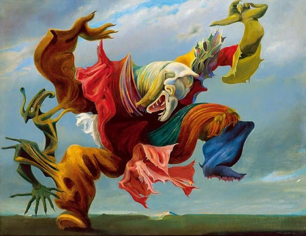 max ernst The Triumph of Surrealism