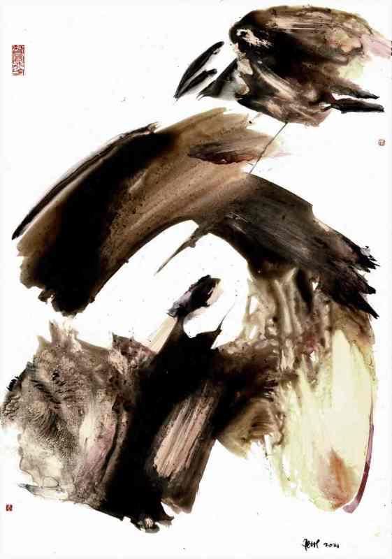 lady bird artwork by friedrich zettl