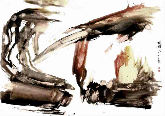 artwork by friedrich zettl composition