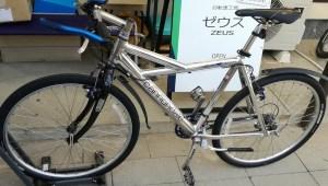 【岡山】自転車工房ZEUS(ゼウス) KillerV 完成