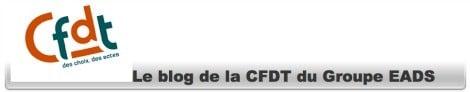 Blog de la CFDT EADS