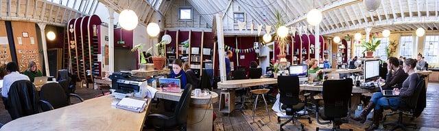 Coworking Hub Islignton