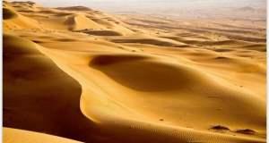 Gauthier Toulemonde part télétravailler dans le désert d'Oman