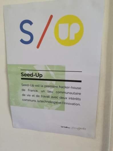 Hacker house Seed Ip