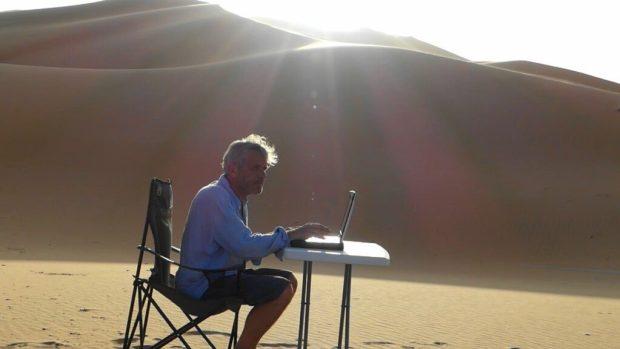 Gauthier Toulemonde - désert Rub al Khali