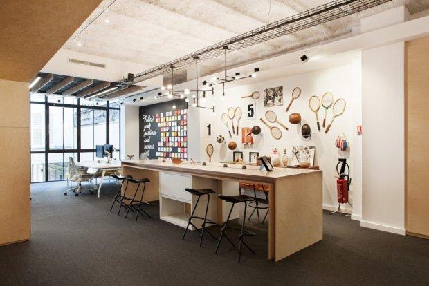 Artdesk Living office
