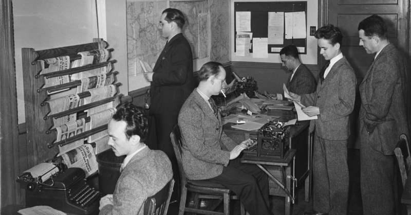 Journalistes Montreal