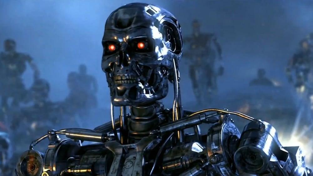Terminator 2 intelligence artificielle