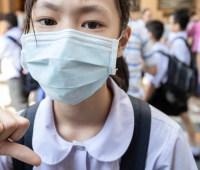 Protection contre le coronavirus en Chine