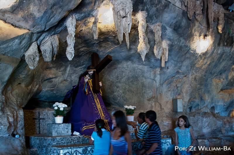 Santuário Bom Jesus da Lapa