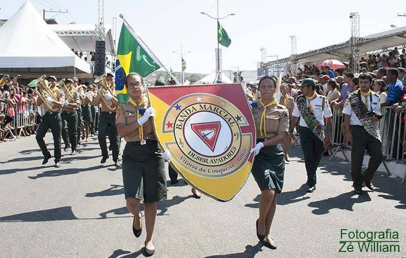Desfile 7 de Setembro 2015
