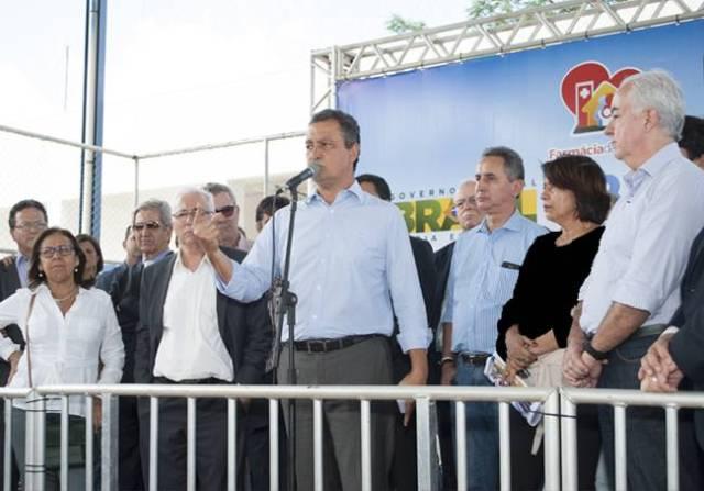 Governador da Bahia, Rui Costa(PT)