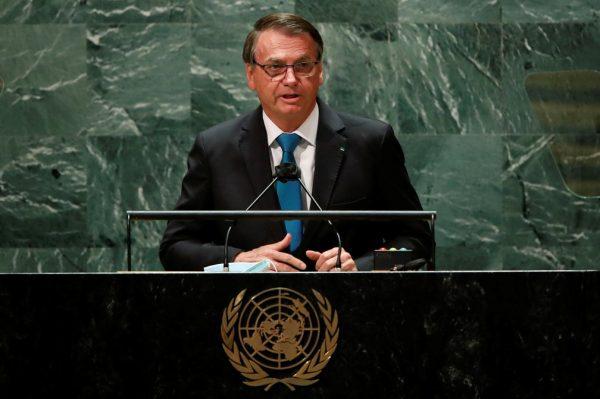 Bolsonaro surpreende os hipócritas ao defender tratamento precoce na abertura da 76ª Assembleia-Geral da ONU.