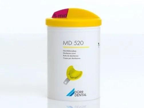 md520 contenedor durr
