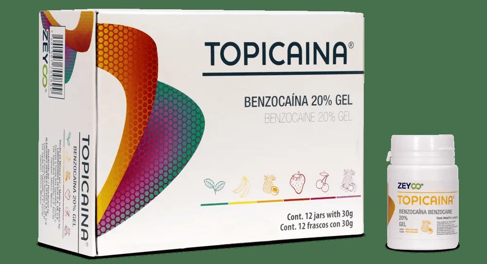 topicaina-anestésicos-dentales