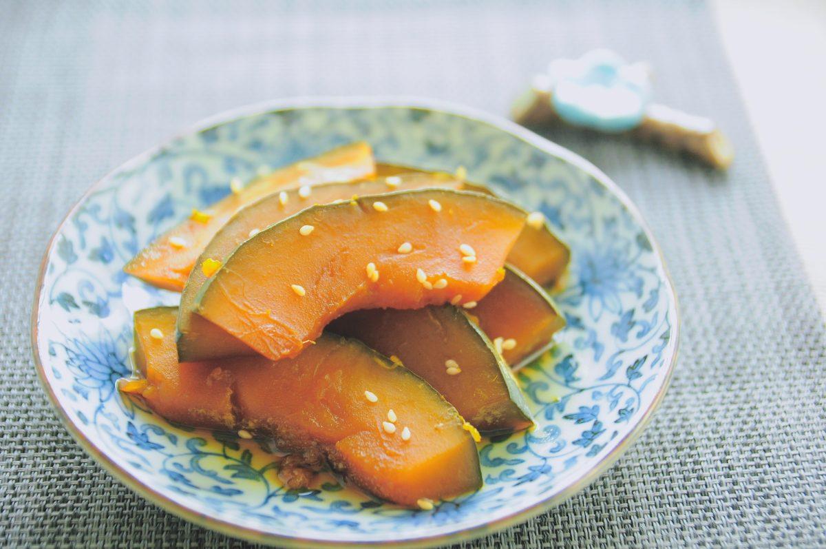 常備菜:南瓜煮物