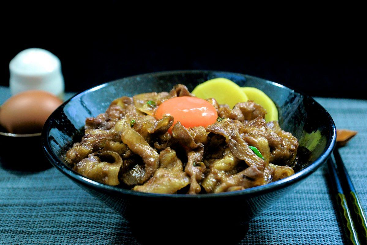 【丼飯二部曲】傳說的燒肉丼(すた丼)