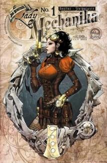 Lady Mechanika
