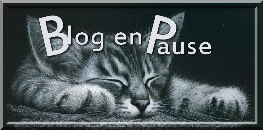blog en pause