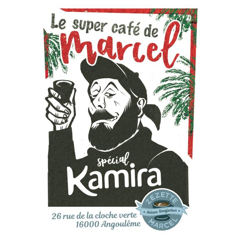 Blend de Marcel spécial Kamira