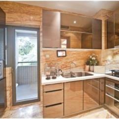 Kitchen Window Valance Space Saving Sinks 禁忌 厨房门对窗不行 厨房窗口挂布